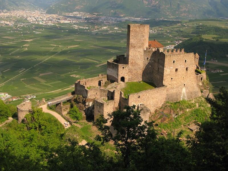 Castelli del Sudtiirolo 5g - Oidentour - Tour organizzati - soggiorni ...