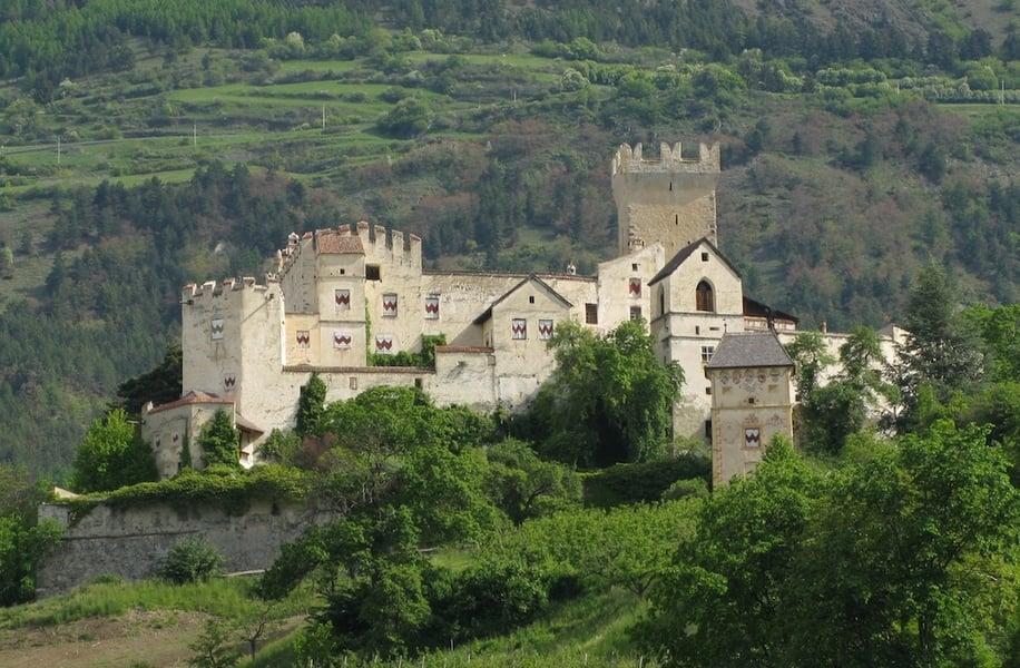 Castelli del Sudtirolo e la magia d Glorenza 5g - Oidentour - Tour ...